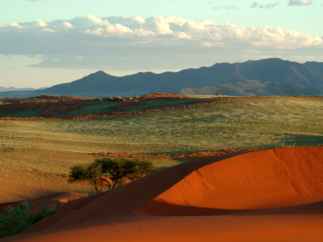 Splendid Deserts of Namibia