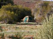 Classic Namibia North-east camping experience