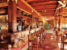 Vic Falls Safari Lodge bar