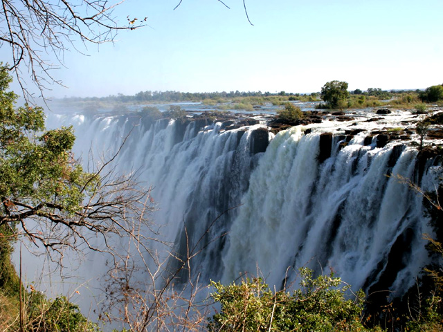 Victoria Falls and Botswana