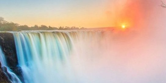 Courtesy Tami Walker Victoria Falls