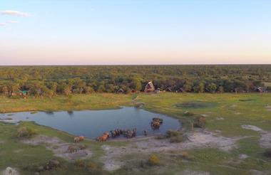 Day 5-6 The Hide, Hwange NP