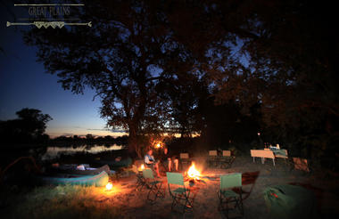 Explore the Zambezi