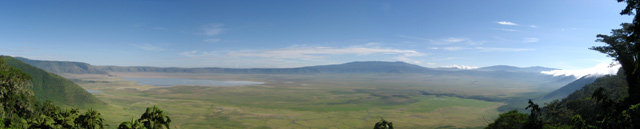 Ngorongoro_Crater_Panorama6[1]Go beyond the obvious when planning your next African Safari