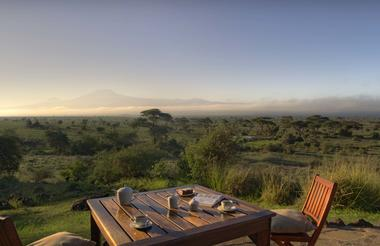 Day 2 - Tortilis Camp, Amboseli