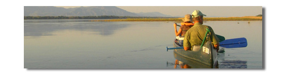 lower zambezi canoeing Go beyond the obvious when planning your next African Safari