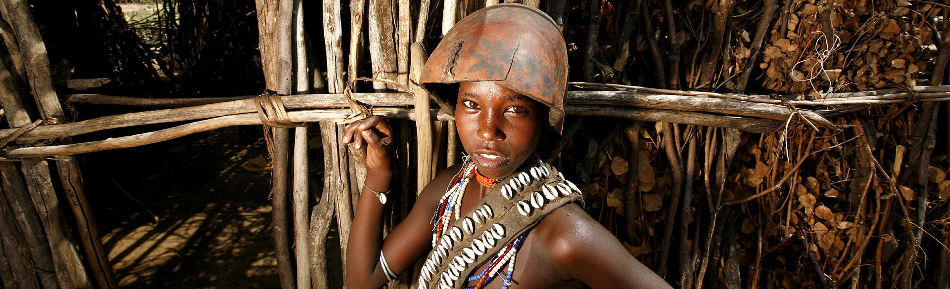Dorze Portraits, The Lower Omo Valley, Ethiopia by Andy Richter