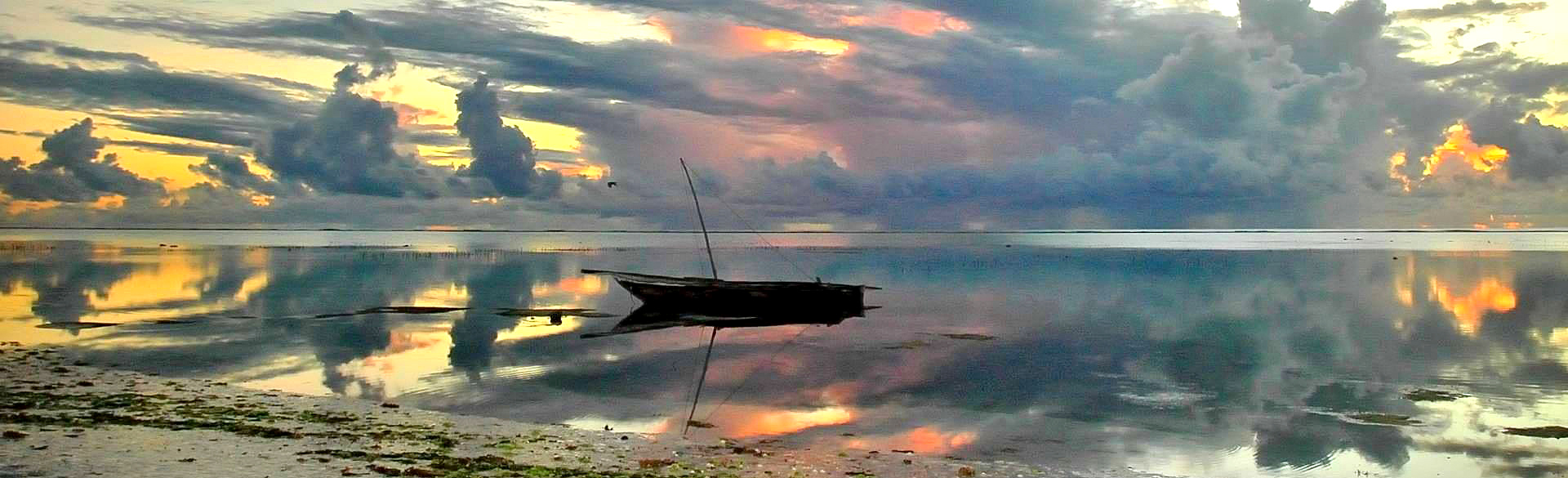 Zanzibar sunrise courtesy Noel Smith