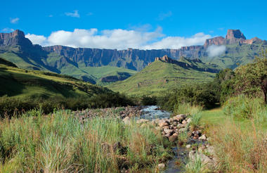 Drakensburg Mountains