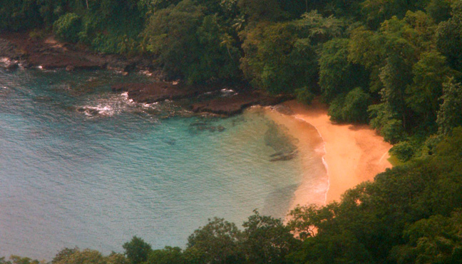 Holidays to Sao Tome offer breathtaking scenery