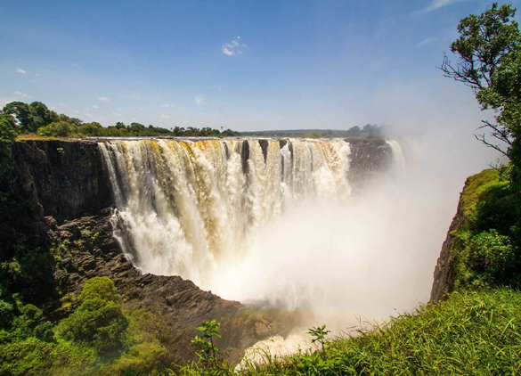 Victoria Falls by Tami Walker