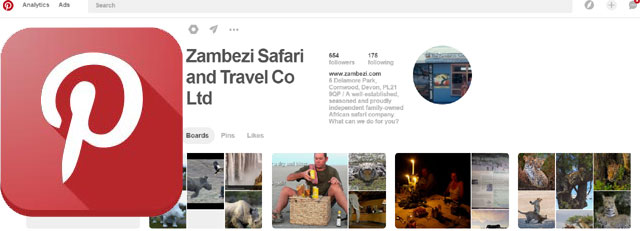ZambeziZone on Pinterest