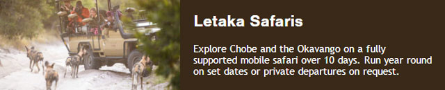 Okavango mobile camping with Grant and Brent Reed of Letaka Safaris