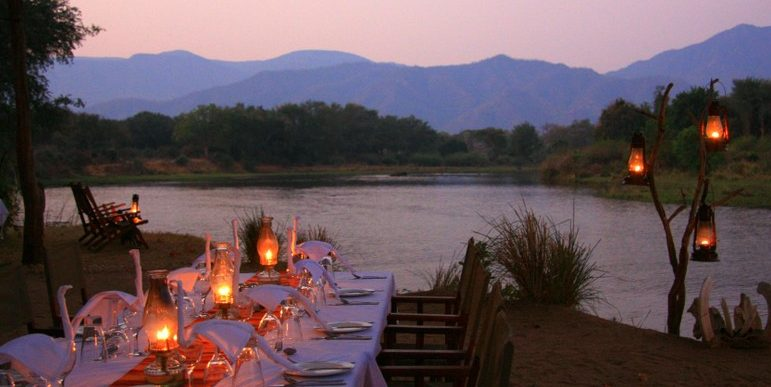 Chongwe River Camp - lower Zambezi safari
