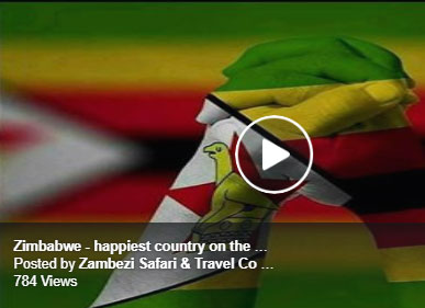 Zimbabwe happiest country